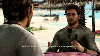 Uncharted 2: Among Thieves - Part 1 HD (Gameplay / Commentary)