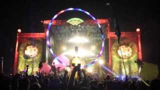 String Cheese Incident @ Electric Forest 2013 - Desert Dawn