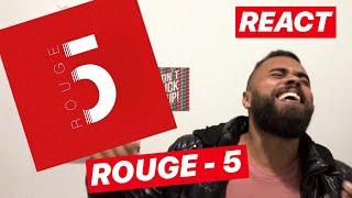 Baixar ROUGE - 5    REAÇÃO   REACT