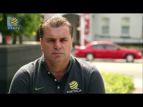 FFA TV: Socceroos AFC Asian Cup Squad Announcement