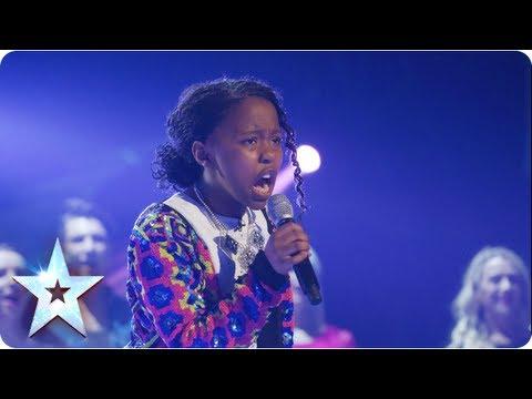 Asanda singing Beyonce's 'If I Were A Boy' | Final 2013 | Britain's Got Talent 2013