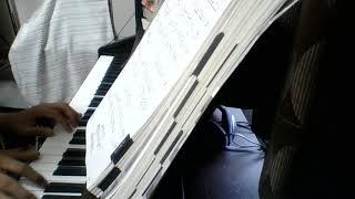 JPOPピアノ動画サイト 「ミミコ」 B'z いつかのメリークリスマス