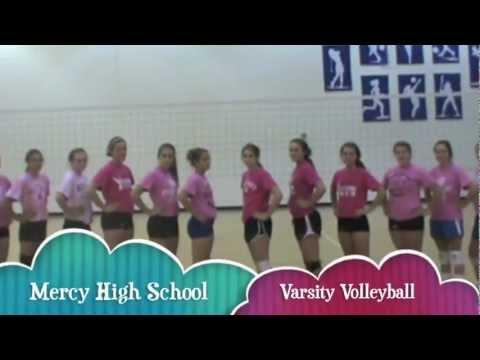 DIG PINK-Omaha Mercy High School