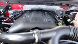 2011 Ford F-150 3.7 V6, 3.5 EcoBoost Twin Turbo V6, 5.0 V8 and 6.2 V8 impressions
