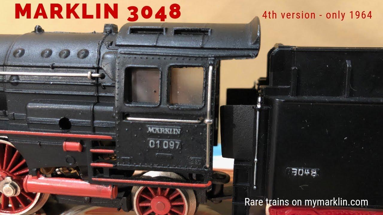 Datazione Hornby treni