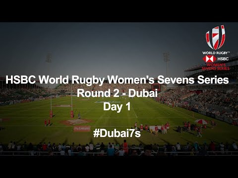 We're LIVE for day one of the Women's HSBC World Rugby Sevens Series in Dubai