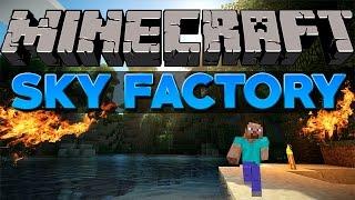 SKY FACTORY 2 - Minecraft Sky Factory 2 mit Rumpelump [Deutsch | HD+ | Modpack]