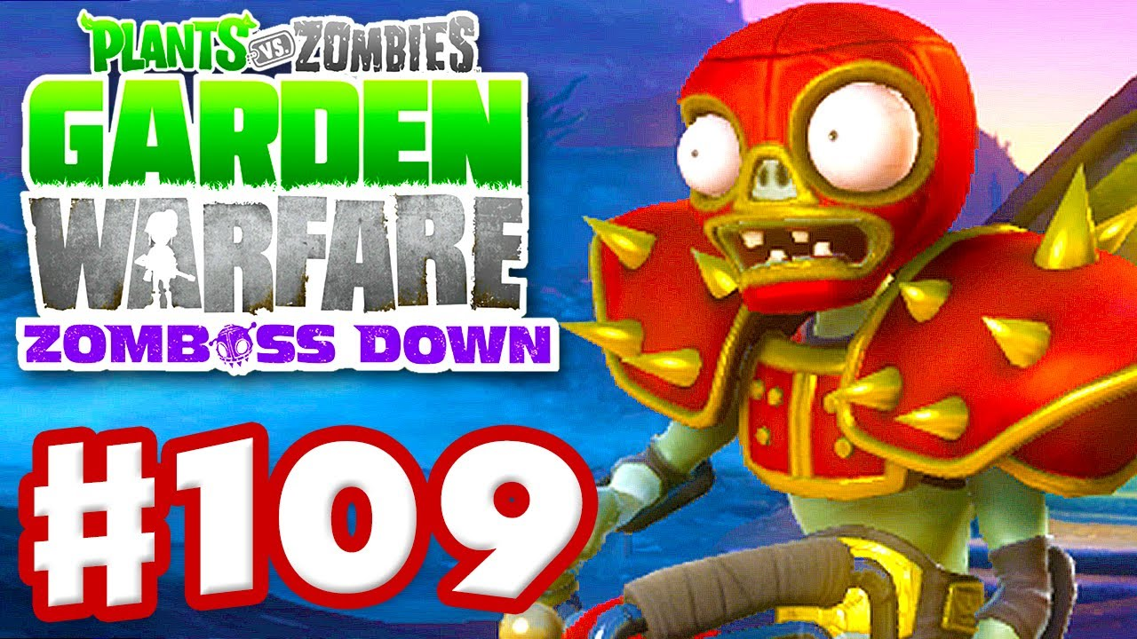 Plants Vs Zombies Garden Warfare Gameplay Walkthrough