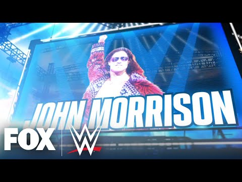 Samoa Joe joins RAW commentary & John Morrison returns to WWE | WWE BACKSTAGE | WWE ON FOX
