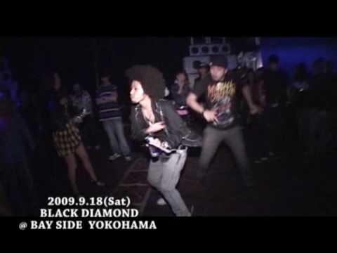 9/19(sat) BLACK DIAMOND@ BAY SIDE YOKOHAMA