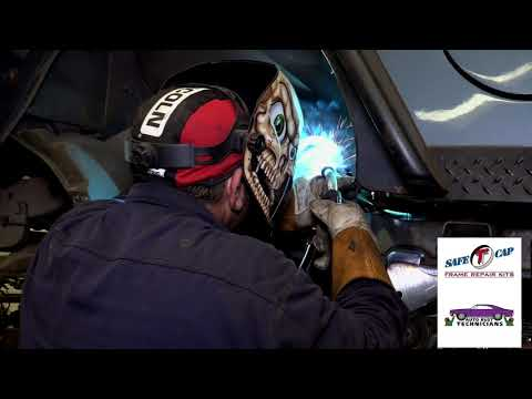 SafeTCap/Auto Rust Technicians Jeep TJ Frame Repair