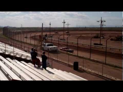 AZ speedway Practice 2 10 2013 Ray Czumaj 002