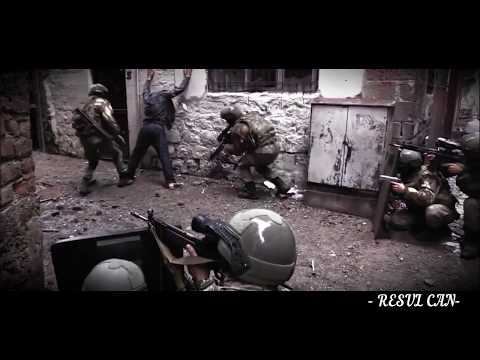 Komando Marşı - Biz Dağlara Atarız Pusu REMIX