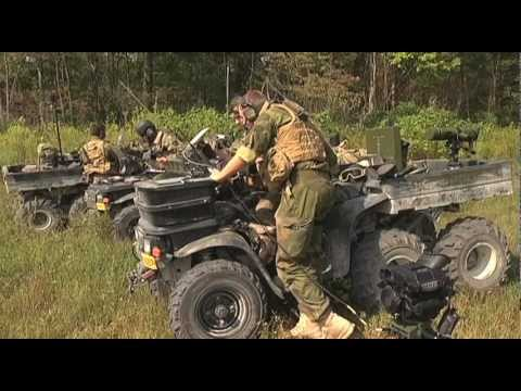Bold Quest 2011 Forward Observer Scenario