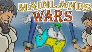 Mainlands Wars Walkthrough
