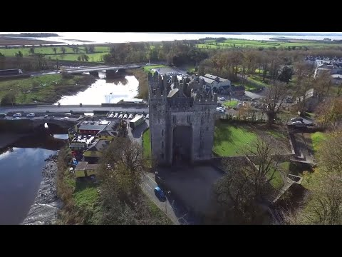 Bunratty castle & durty nellies