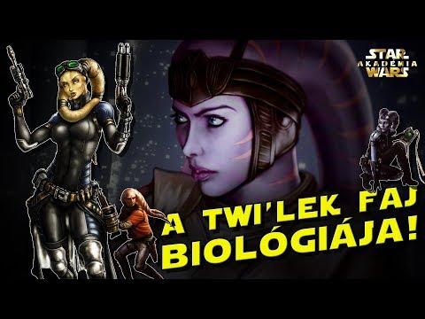 A Twi'lek faj biológiája. Fajbemutató első rész... | Star Wars Akadémia mp3 letöltés