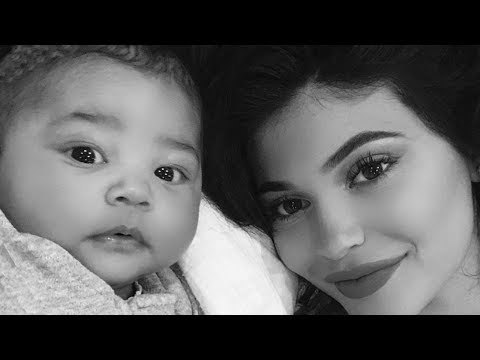 Tyga Responds To Rumor Kylie Jenner's Baby Stormi Is His | Hollywoodlife