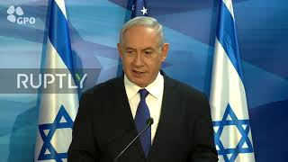 Israel: Iran sanctions working but need to keep up the pressure' - Netanyahu
