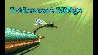 Iridescent Midge