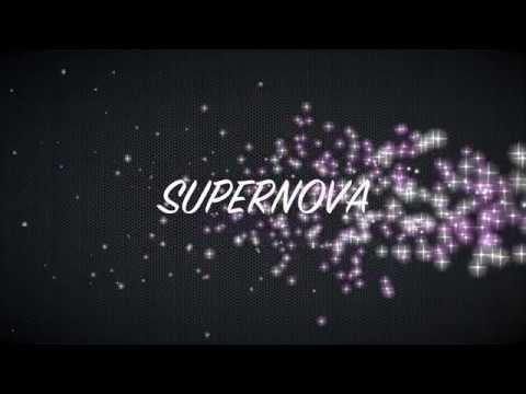 Robin Damron II - Supernova (OFFICIAL LYRIC VIDEO)