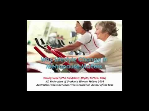 Webinar: Health, Hormones and Happiness: Lifestyle Change for Mid-life Women