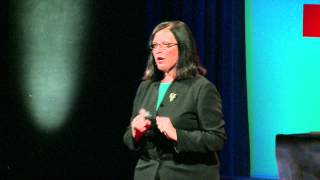 TEDxNJIT- Florence Hudson-Sustainability on a Smarter Planet