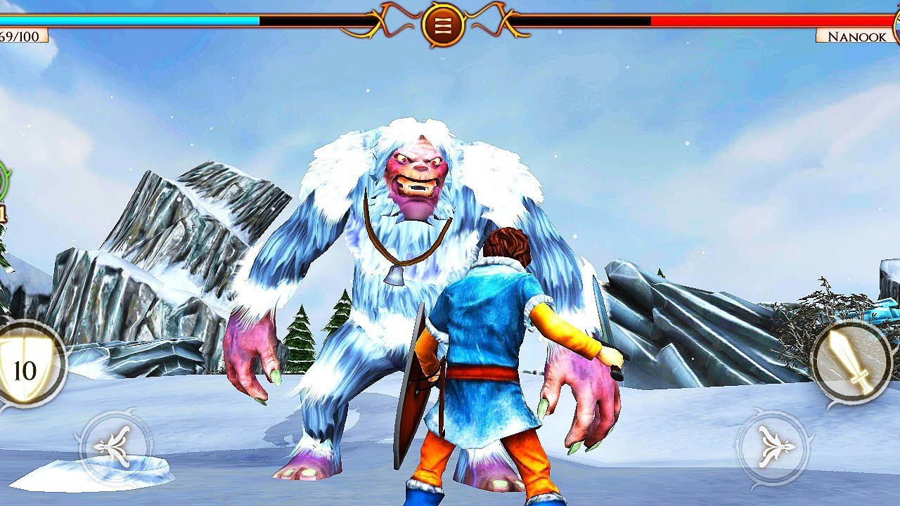 beast quest android mobile gameplay walkthrough part  1