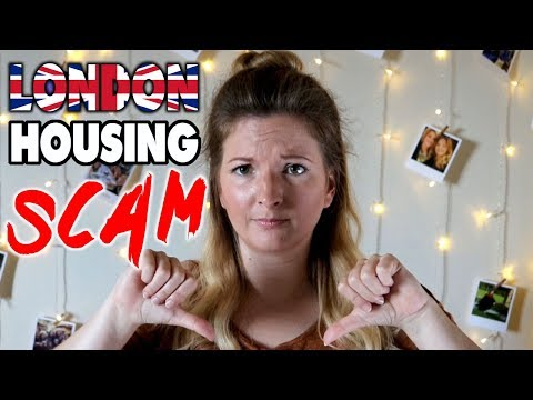 HOW I LOST £2000 IN A LONDON HOUSING SCAM?!