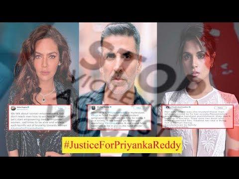 #JusticeForPriyankaReddy: Bollywood express rage over brutal murder Hyderabad vet Mp3