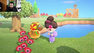 PESCA QUE TE PESCA - Animal Crossing New Horizons - Directo 12