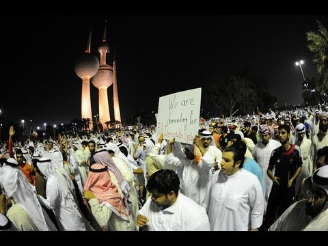 Kuwait's demand for democracy