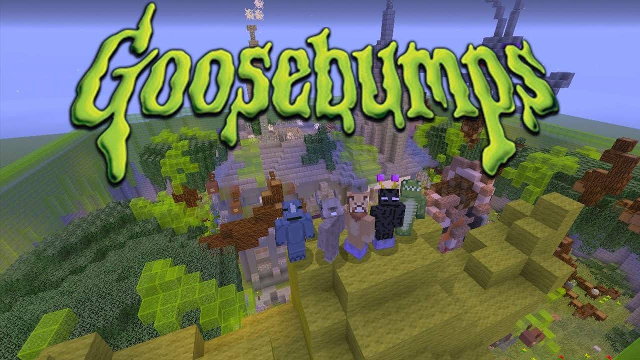 minecraft xbox hide and seek goosebumps the movie