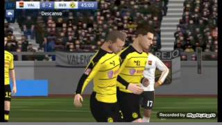 Dream League soccer  2017  androi  Gameplay #2