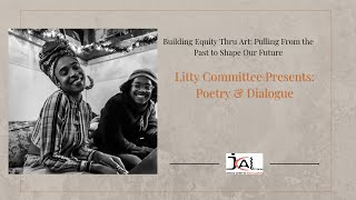 Litty Committee Presents: Poetry & Dialogue