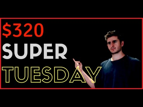 $320 Super Tuesday!!! | Pokerstars