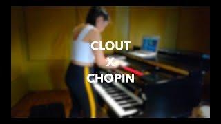 Offset ft. Cardi B CLOUT X CHOPIN (Piano Cover) - Jolynn J Chin