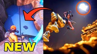 UNDER Dig site Confirmed? *TREASURE CAVE* Fortnite Season 8 Storyline *RUIN SKIN*