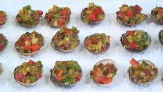 How To Cook Stuffed Clams