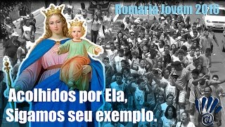 XVIII Romaria Jovem - AJS Natal Gramoré