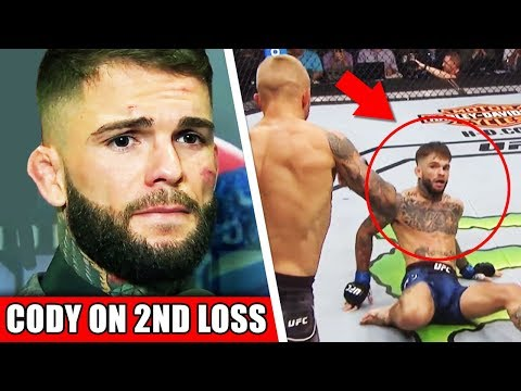 Garbrandt Reacts to UFC 227 loss, TJ on Cody's weakness, DJ on loss to Henry Cejudo