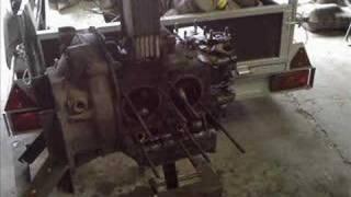 moteur cox, suite démontage