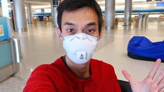 Cover images Flying Home From USA To UK | Virus Update | I Work On A Cruise Ship | Royal Caribbean VLOG