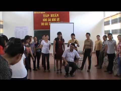 Tập huấn VNEN 2015 Đức Long Thạch An Cao Bằng