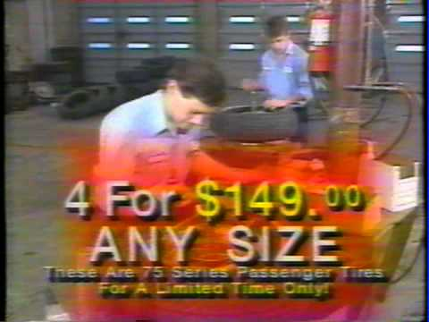 Byhalia Tire And Battery 1993 Memphis Commercial Youtube