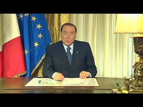 Uncertainty in Rome as impact of Berlusconi's jail sentence sinks in