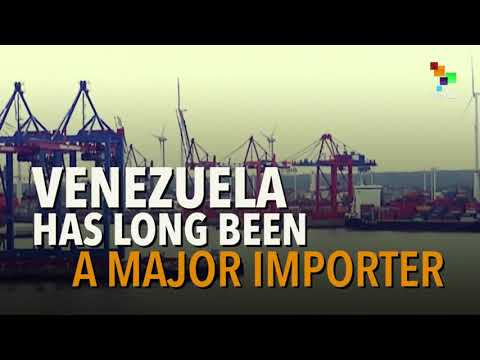 The Economic War Against Venezuela