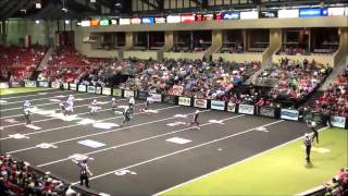 Javicz Jones 2014 Rookie Season Highlights (Texas Revolution)
