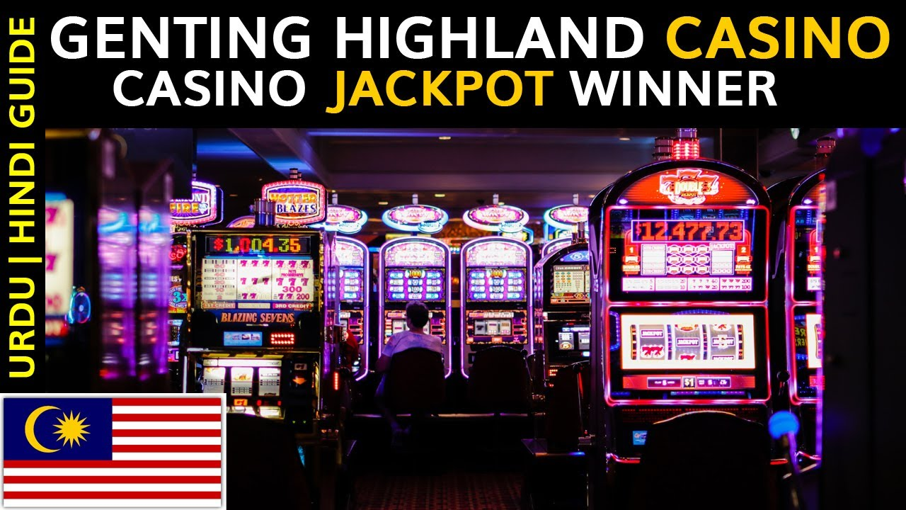 Biggest Casino In Malaysia Genting Casion Jackpot Winner Great Place For Casino Lovers Youtube