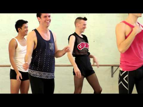 Behind The Scenes Of La Cage Aux Folles Auditions
